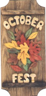 Fall_Leaves on a 3 board sign.